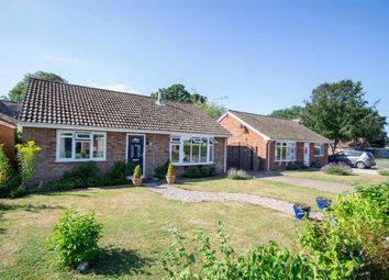 Thumbnail 3 bed detached bungalow for sale in Peakhall Road, Tittleshall, King's Lynn