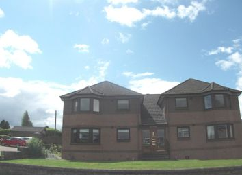 Thumbnail 2 bed flat to rent in Hyndford Road, Lanark