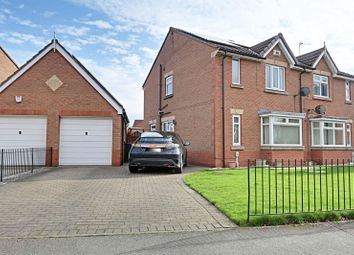 Thumbnail 3 bedroom semi-detached house for sale in Lindengate Avenue, Hull