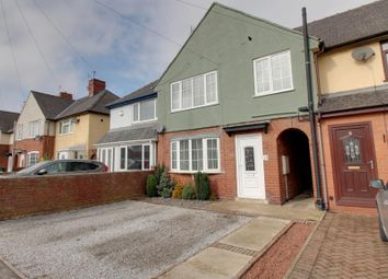 Thumbnail 3 bed terraced house for sale in Seavy Road, Goole