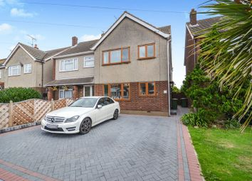 Thumbnail 3 bed semi-detached house for sale in Chase Road, Corringham, Stanford-Le-Hope