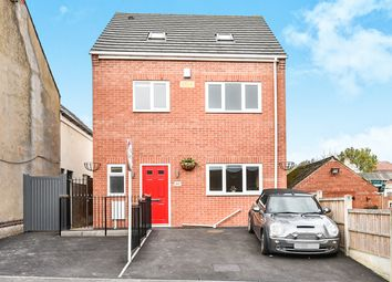 Thumbnail 4 bed detached house for sale in Loscoe Grange, Loscoe, Heanor