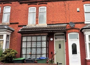 Thumbnail 3 bed terraced house for sale in Piddock Road, Smethwick