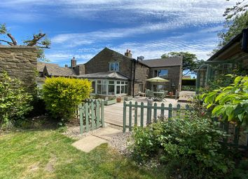 Thumbnail 3 bed cottage for sale in Midway, South Crosland, Huddersfield