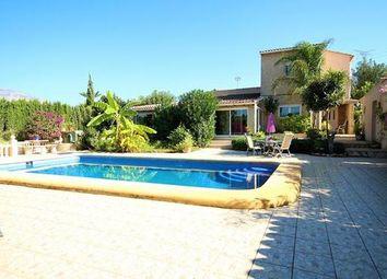 Thumbnail 4 bed villa for sale in Spain, Valencia, Alicante, Denia