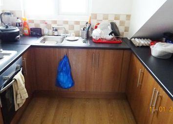 Thumbnail 1 bed flat to rent in Broadway, Adamsdown Cardiff