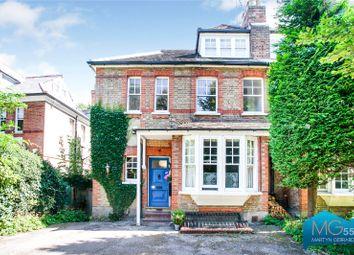 Hadley Highstone, Barnet, Hertfordshire EN5. 4 bed semi-detached house