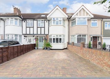 Thumbnail 5 bed terraced house for sale in Rutland Drive, Morden, Surrey