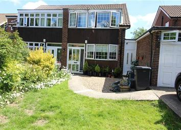 Thumbnail 5 bed semi-detached house to rent in Glade Gardens, Shirley, Cro, Croydon