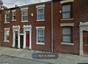 Thumbnail 3 bed terraced house to rent in Broughton Street, Preston