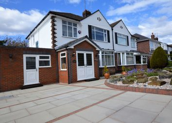 Thumbnail 3 bed semi-detached house for sale in Booker Avenue, Calderstones, Liverpool