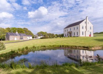 Thumbnail 8 bed detached house for sale in Ty Hir, Carmarthen, South Wales