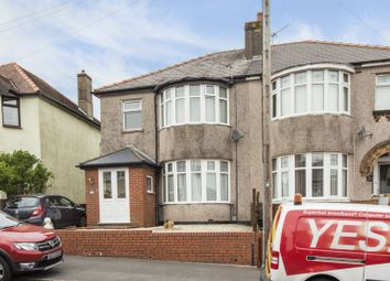 Thumbnail 3 bedroom semi-detached house for sale in Beechcroft Road, Newport