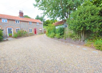 Thumbnail 3 bed semi-detached house for sale in Pit Street, Lower Southrepps