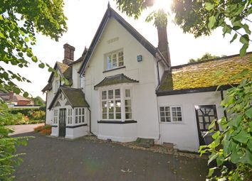 Thumbnail 5 bed detached house for sale in The Village, Keele, Newcastle-Under-Lyme