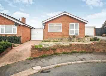 Thumbnail 2 bed detached bungalow for sale in The Marles, Exmouth