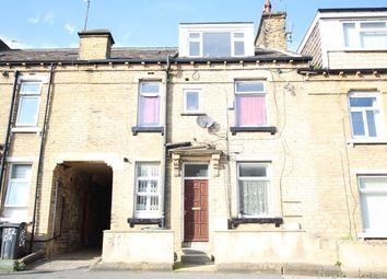 Thumbnail 1 bed flat to rent in Dirkhill Road, Bradford