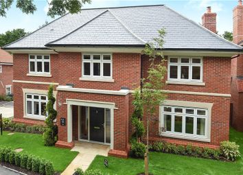 Thumbnail 5 bedroom detached house for sale in Murrell Hill Lane, Binfield, Bracknell