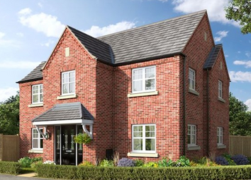 Thumbnail 4 bed detached house for sale in Wharford Lane, Runcorn, Cheshire
