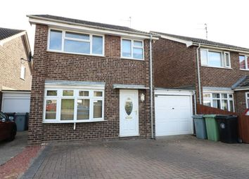 Thumbnail 3 bed detached house for sale in Pawlett Close, Deeping St James, Market Deeping, Lincolnshire
