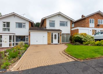 Thumbnail 3 bedroom link-detached house for sale in Whatcote Green, Solihull