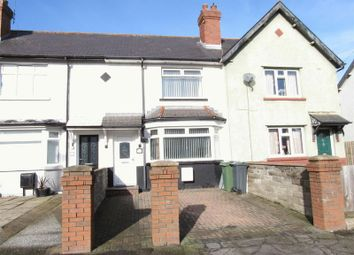Thumbnail 2 bed terraced house for sale in Pendine Road, Ely, Cardiff