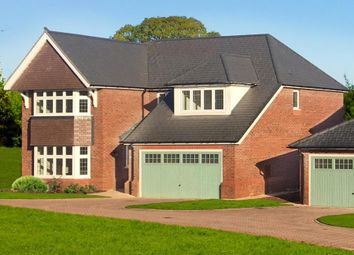 Thumbnail 5 bed detached house for sale in Saxon Brook, Pinn Hill, Exeter, Devon