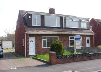 Thumbnail 3 bed semi-detached house to rent in Camberwell Crescent, Wigan