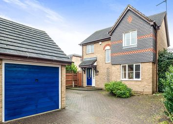 Thumbnail 3 bed detached house for sale in Mallard Road, Abbots Langley