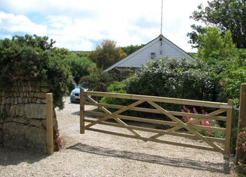 The Old Cattle Shed, Tresidder, St Buryan TR19