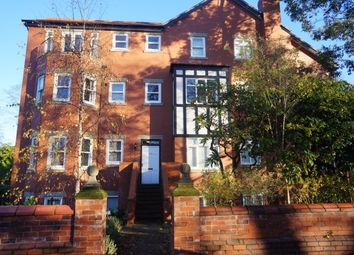 Thumbnail 2 bed flat to rent in Wilmslow Road, Didsbury