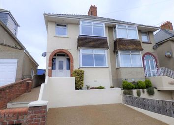3 bed semi-detached house for sale in Clearmount Road, Weymouth, Weymouth DT4