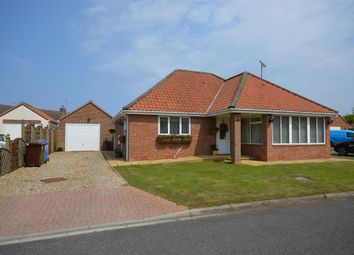 Thumbnail 2 bed detached bungalow for sale in Gap Crescent, Hunmanby Gap, Filey