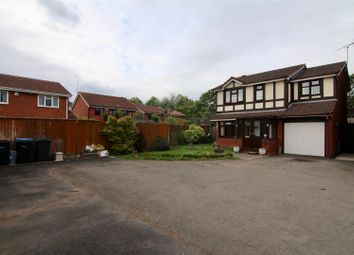 Thumbnail 4 bed detached house for sale in Portwrinkle Avenue, Coventry