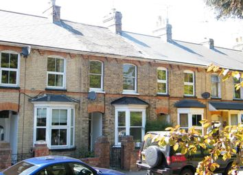 Thumbnail 2 bedroom terraced house to rent in Staplegrove Road, Taunton