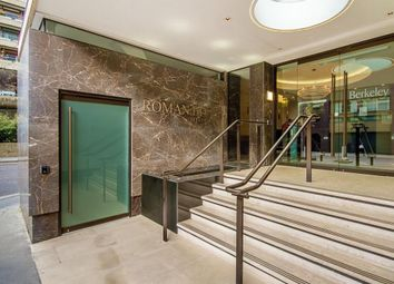 Thumbnail 2 bed flat for sale in Roman House, Wood Street, London