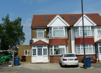 Thumbnail 3 bed flat for sale in Christchurch Avenue, Kenton