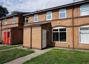 Thumbnail 1 bed mews house for sale in Ryebank Mews, Chorlton