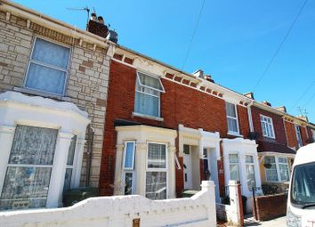 Thumbnail 1 bed property to rent in Alverstone Road, Southsea
