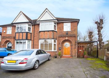 Thumbnail 4 bed semi-detached house for sale in High Road, Woodford Green