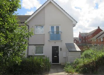 Thumbnail 1 bedroom town house for sale in Brompton Road, Hamilton