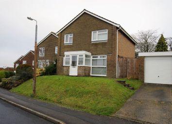 Thumbnail 4 bed detached house for sale in Bankside, Swindon