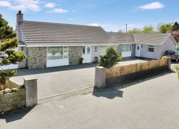 Thumbnail 5 bed detached bungalow for sale in Talwrn, Llangefni, Isle Of Anglesey.