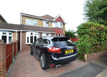 Thumbnail 4 bed detached house for sale in Stanwell Gardens, Stanwell, Staines
