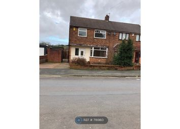Thumbnail 3 bed semi-detached house to rent in Bramhall Avenue, Bolton