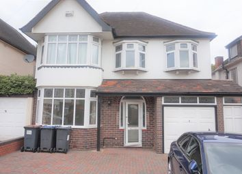 Thumbnail 4 bed detached house for sale in New Church Road, Boldmere, Sutton Coldfield