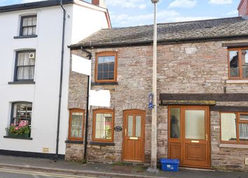 Thumbnail 1 bedroom cottage for sale in High Street, Talgarth