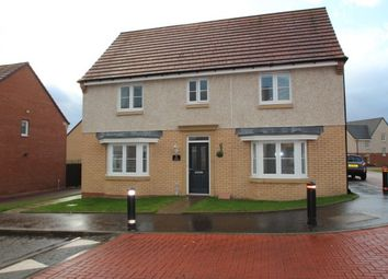 Thumbnail 4 bed property to rent in Cook Crescent, Motherwell
