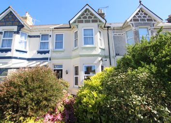 Thumbnail 4 bed terraced house for sale in Antony Road, Torpoint, Cornwall