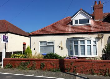Thumbnail 3 bedroom bungalow to rent in Wembley Avenue, Blackpool